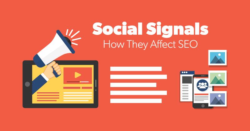 social signals seo